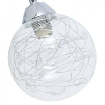 Lámpara – Plafón Elsa 3 Luces Cromado