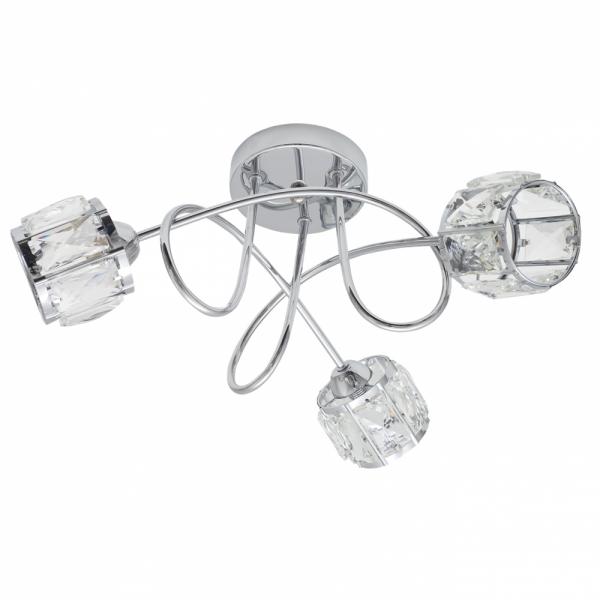 Lámpara – Plafón Ana 3 Luces