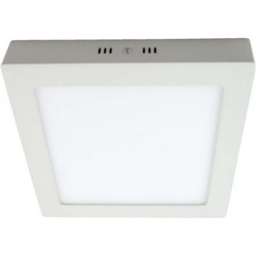 Downlight Superficie Cuadrado 24w 6000k