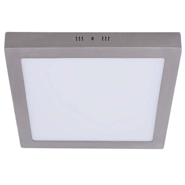 Downlight Superficie Cuadrado 24w 4000k