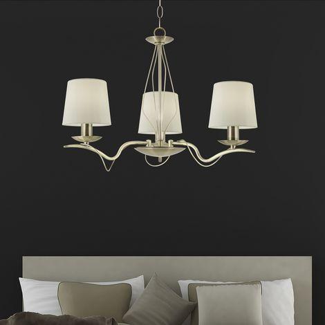 Lámpara Ines Metal  3 Luces