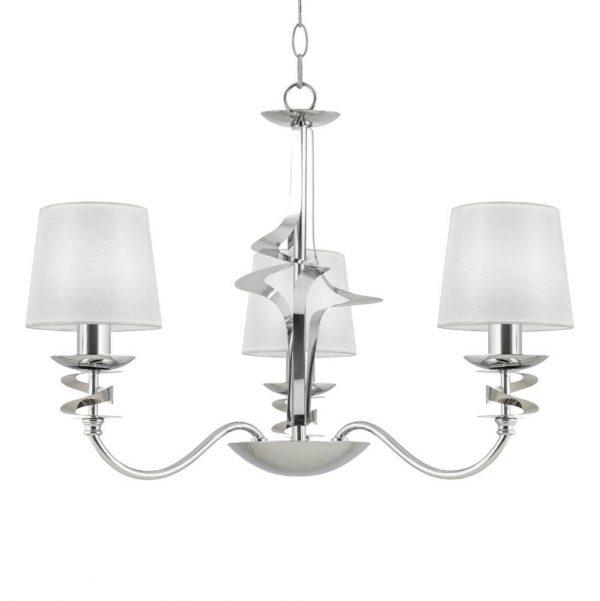 Lámpara Abanico 3 Luces