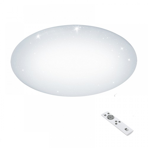 Plafón Superficie Brillo Led 60W Mando 76 cm
