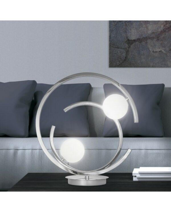 Lámpara Sobremesa Nadir 16 x 37 x 40 cm