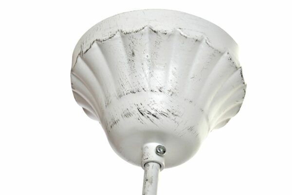 Lámpara Madera Metal 6 Luces 58 x 58 x 48 cm
