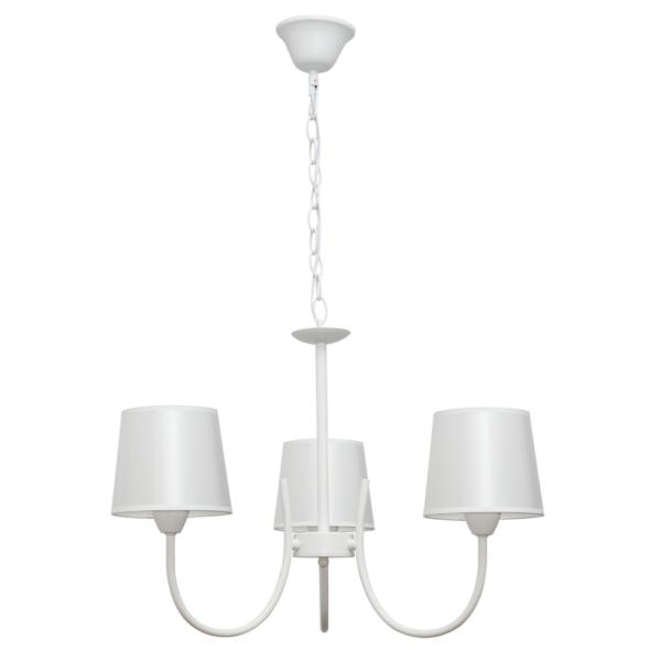 Lámpara Forja Beig 88 x 50 x 50 cm