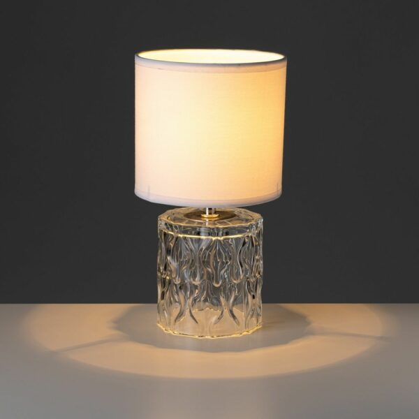 Lámpara – Sobremesa Cristal 15 x 15 x 29 cm