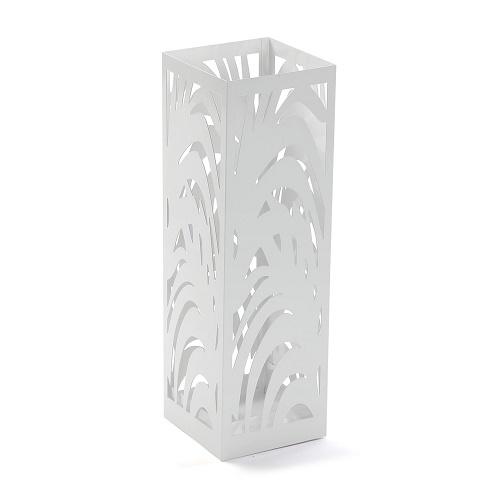 Paragüero Metal Blanco