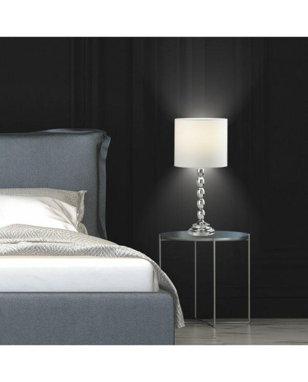 Lámpara Sobremesa 23 x 23 x 51 cm