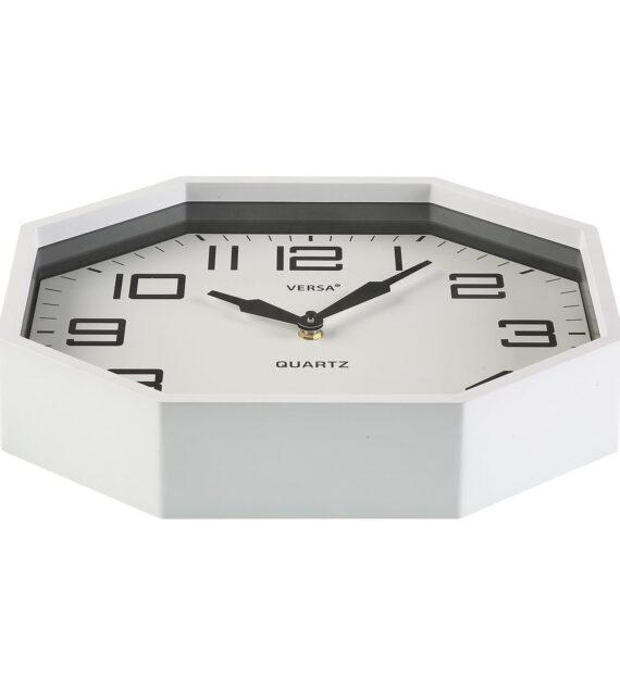 Reloj Pared Blanco Acrílico 32 cm