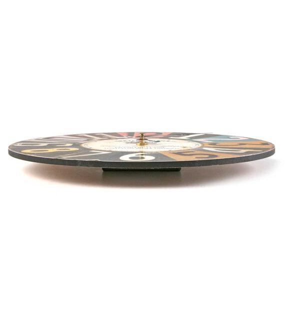Reloj Pared Metal 28 cm