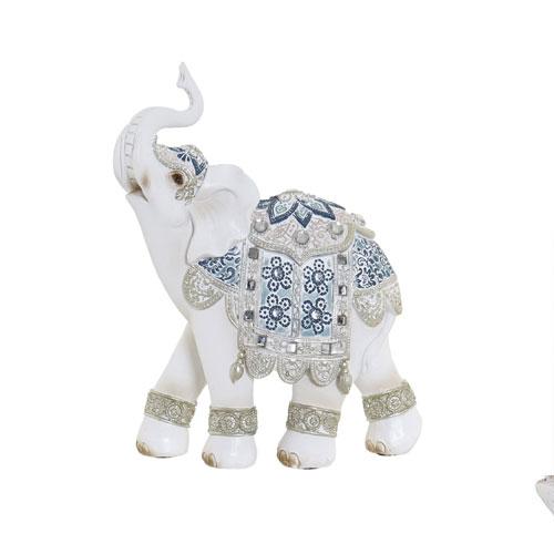 Elefante Resina 20 x 9 x 24 cm