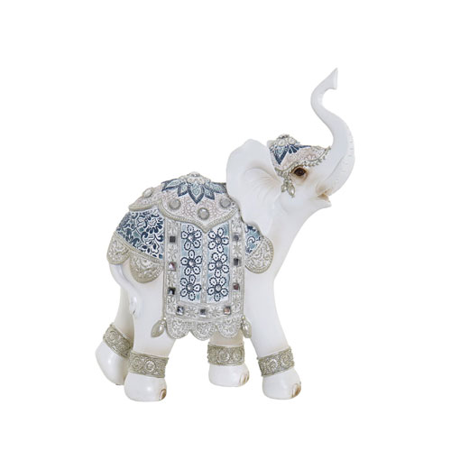 Elefante Resina 17 x 8 x 19 cm