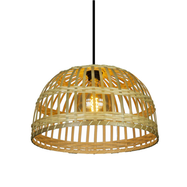Lámpara Colgante Bambú Gesia