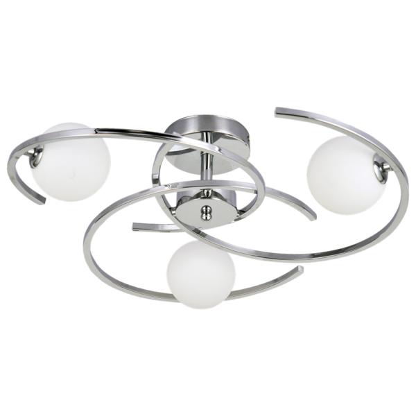 Lámpara – Plafón Ton 3 Luces