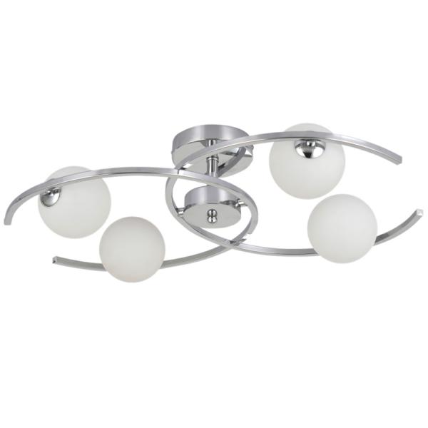 Lámpara – Plafón Ton 4 Luces