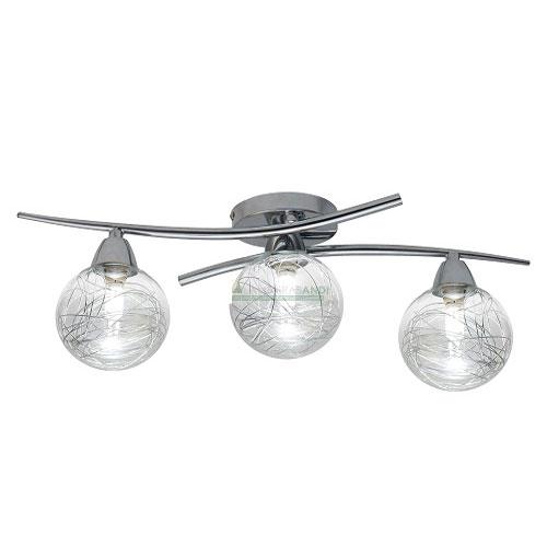 lámpara – Plafón Alaba 3 Luces