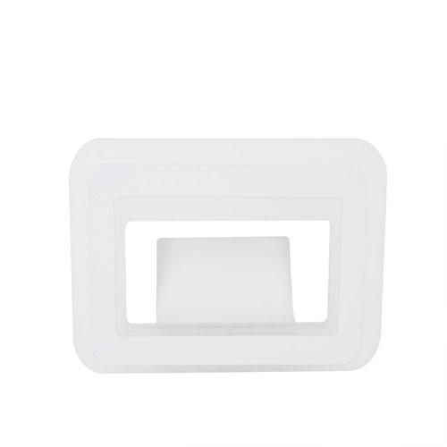Aplique Antus Led Blanco 25 x 15 x 11 cm