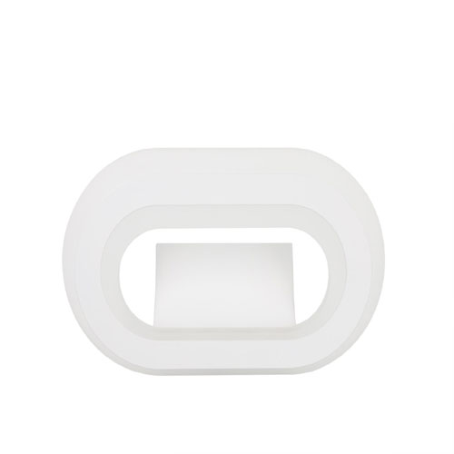 Aplique Wish Led Blanco 25 x 15 x 11 cm