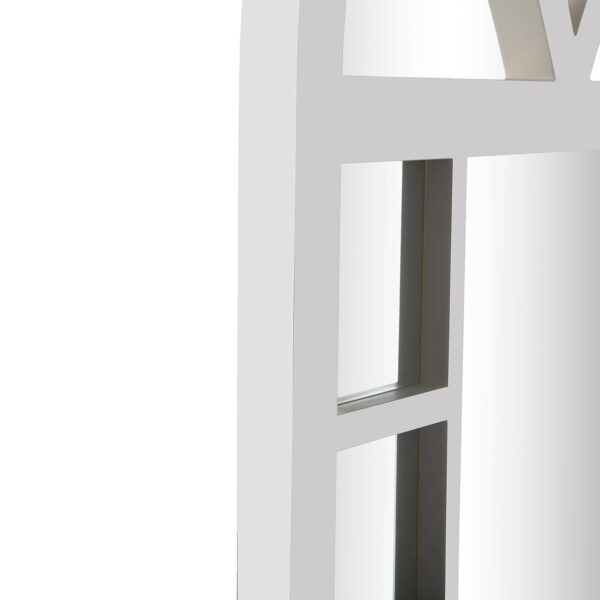 Espejo Ventana Blanco 45.5 x 80 cm